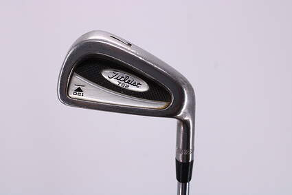 Titleist DCI 762 Single Iron 7 Iron True Temper Dynamic Gold S300 Steel Stiff Right Handed 37.0in