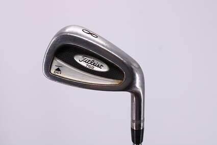 Titleist DCI 762 Single Iron 8 Iron True Temper Dynamic Gold S300 Steel Stiff Right Handed 36.5in