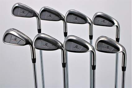 TaylorMade 200 Steel Iron Set 3-PW TM T- Step Steel Regular Right Handed 38.0in