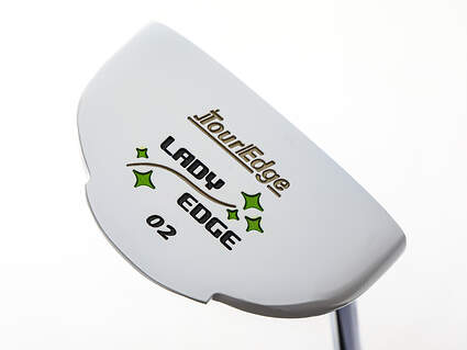 Mint Tour Edge Lady Edge 02 Lime Putter Steel Right Handed 33.0in