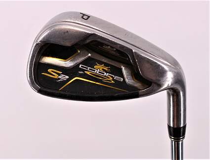 Cobra S2 Single Iron Pitching Wedge PW Nippon NS Pro 1030H Steel Regular Right Handed 36.0in