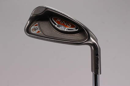 Ping G10 Single Iron 5 Iron Ping AWT Steel Regular Right Handed Black Dot 38.0in
