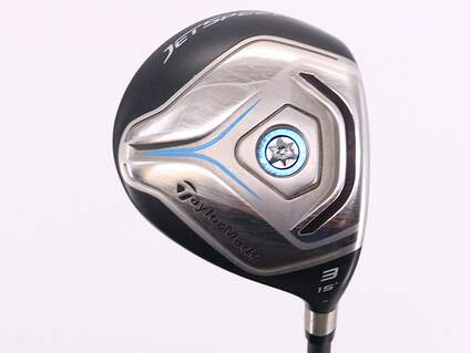TaylorMade Jetspeed Fairway Wood 3 Wood 3W 15° TM Matrix VeloxT 65 Graphite Stiff Right Handed 43.0in