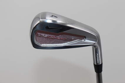 Nike VRS Covert Forged Single Iron 4 Iron Stock Steel Shaft Steel Stiff Right Handed 38.5in