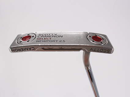 Titleist Scotty Cameron 2016 Select Newport 2.5 Putter Steel Right Handed 39.0in