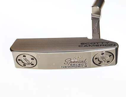 Mint Titleist Scotty Cameron Special Select Newport 2 Putter Steel Right Handed 35.0in