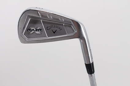 Callaway Razr X Forged Single Iron 3 Iron FST KBS Tour C-Taper 120 Steel Stiff Right Handed 39.5in