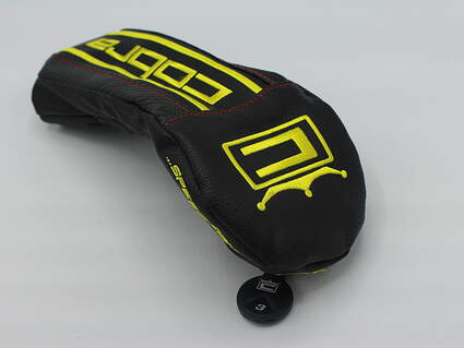 Cobra KING SpeedZone Fairway Wood Headcover Yellow/Black