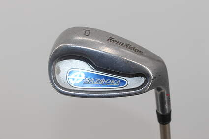Tour Edge Bazooka Jmax QL Single Iron Pitching Wedge PW Stock Graphite Shaft Graphite Regular Right Handed 35.25in