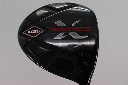 Tour Edge XCG6 Driver 12° Grafalloy ProLaunch Blue 65 Graphite Stiff Right Handed 45.25in