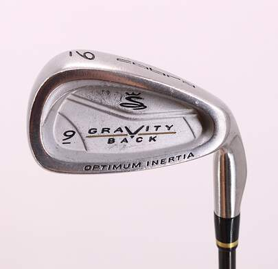 Cobra Gravity Back Single Iron 9 Iron Shaft Graphite Regular Right Handed 36.0in