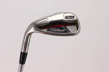 Titleist 710 AP1 Wedge Gap GW True Temper Dynamic Gold S300 Steel Stiff Left Handed 35.5in