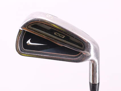 Nike CCI Cast Single Iron 6 Iron Dynalite Gold SL S300 Steel Stiff Right Handed 37.5in