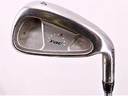TaylorMade Rac OS Single Iron 4 Iron True Temper Dynamic Gold S300 Steel Stiff Right Handed 38.25in