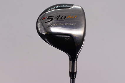 TaylorMade R540 XD Fairway Wood 7 Wood 7W TM M.A.S.2 55 Graphite Regular Right Handed 42.0in