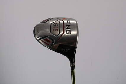 Ping G15 Driver 10.5° Aldila NV 75 Graphite X-Stiff Right Handed 43.0in