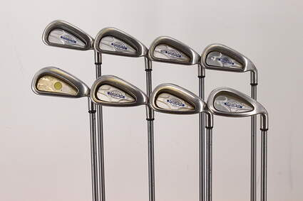 Callaway X-14 Iron Set 3-PW Callaway Stock Graphite Graphite Regular Right Handed 38.75in