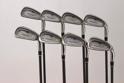 Cobra Gravity Back Iron Set 3-PW Stock Graphite Shaft Graphite Regular Right Handed 38.0in