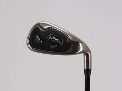 Callaway Fusion Wide Sole Single Iron 8 Iron Callaway Stock Graphite Graphite Stiff Right Handed 36.5in