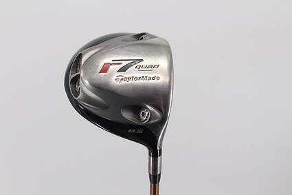 TaylorMade R7 Quad Driver 8.5° TM M.A.S.2 Graphite Stiff Right Handed 45.5in