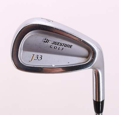 Bridgestone J33 Forged Cavity Back Single Iron Pitching Wedge PW True Temper Dynamic Gold S300 Steel Stiff Right Handed 35.25in