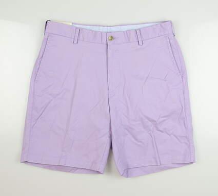 New Mens Peter Millar Golf Shorts 32 Purple MSRP $70