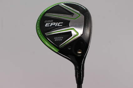 Callaway GBB Epic Fairway Wood 7 Wood 7W 20° Fujikura Pro Green 72 Graphite Stiff Right Handed 42.75in