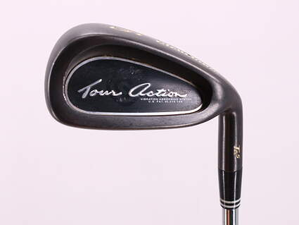 Cleveland TA5 Gunmetal Single Iron 6 Iron True Temper Release Sensicore Steel Stiff Right Handed 37.25in