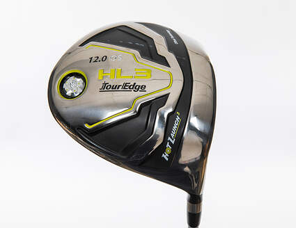 Tour Edge Hot Launch 3 Offset Driver 12° Tour Edge Hot Launch 45 Graphite Ladies Right Handed 44.0in