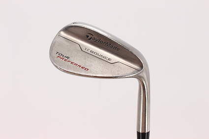 TaylorMade 2014 Tour Preferred Bounce Wedge Sand SW 54° 11 Deg Bounce FST KBS Tour-V Steel Wedge Flex Right Handed 35.75in