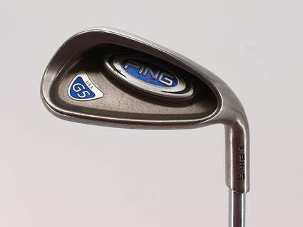 Ping G5 Single Iron Pitching Wedge PW Ping CS Lite Steel Regular Right Handed Black Dot 35.5in