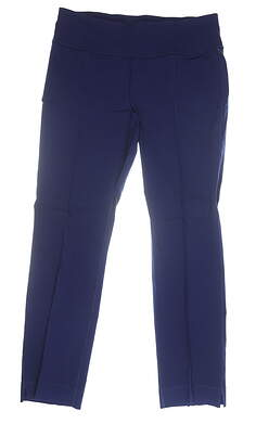 New Womens Jo Fit Slimmer Pants X-Large XL Navy Blue MSRP $70 GB021-BLD