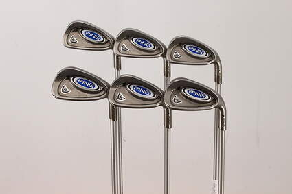 Ping i5 Iron Set 5-PW UST iRoD Graphite Stiff Right Handed 37.75in
