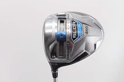 TaylorMade SLDR Driver 10.5° Mitsubishi Tensei CK 60 Blue Graphite Regular Left Handed 45.25in