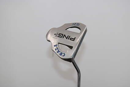Ping G2i Craz-E Heel Shaft Putter Face Balanced Steel Right Handed 36.0in