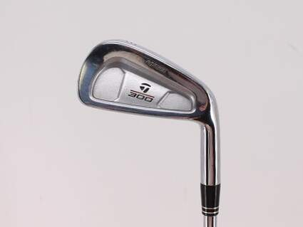 TaylorMade 300 Single Iron 6 Iron True Temper Dynamic Gold S300 Steel Stiff Right Handed 37.5in