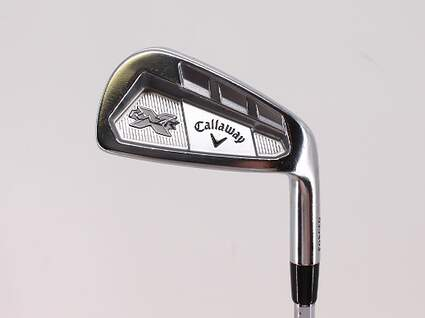 Callaway Razr X Forged Single Iron 7 Iron Project X Flighted 6.0 Steel Stiff Right Handed 37.0in