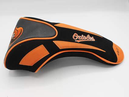 Baltimore #1 Orioles Driver Headcover Orange/Black