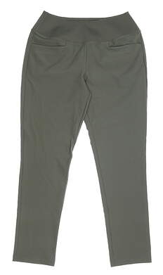 New Womens Puma PWRSHAPE Pants Small S Green MSRP $70 595859
