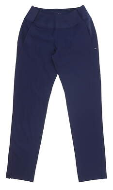 New Womens Puma PWRSHAPE Pants Small S Navy Blue MSRP $70 595859