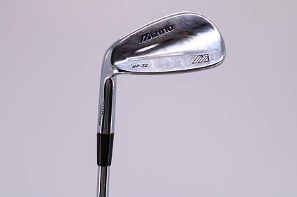 Mizuno MP 32 Single Iron 9 Iron True Temper Dynamic Gold X100 Steel Regular Left Handed 36.0in