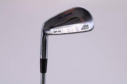 Mizuno MP 32 Single Iron 4 Iron True Temper Dynamic Gold X100 Steel Regular Left Handed 38.5in