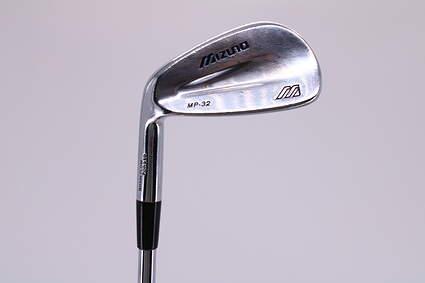 Mizuno MP 32 Single Iron 8 Iron True Temper Dynamic Gold X100 Steel Regular Left Handed 36.5in