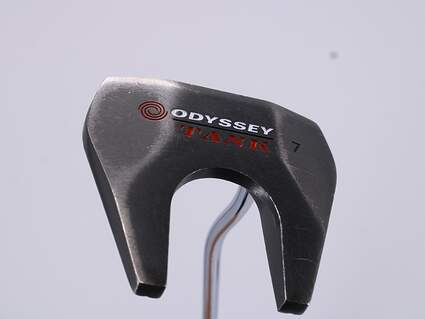 Odyssey Tank #7 Putter Steel Right Handed 34.5in