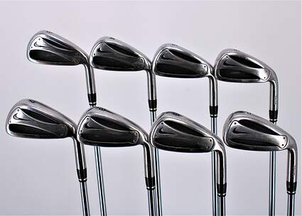Nike Slingshot Tour Iron Set 3-PW True Temper Dynamic Gold S300 Steel Stiff Right Handed 38.0in