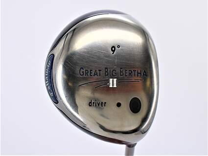 Callaway Great Big Bertha II Driver 9° Callaway GBB System 60 Graphite Regular Right Handed 45.0in