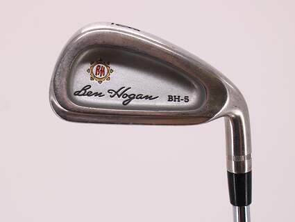Ben Hogan BH-5 Single Iron 6 Iron Hogan Apex 4 Steel Steel Stiff Right Handed 38.0in