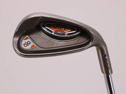 Ping G10 Single Iron Pitching Wedge PW Ping AWT Steel Regular Right Handed Purple dot 35.75in