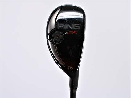 Ping I25 Hybrid 3 Hybrid 19° Ping PWR 80 Graphite Stiff Right Handed 40.0in