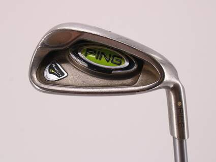 Ping Rapture Single Iron 7 Iron Ping TFC 909I Graphite Stiff Right Handed White Dot 37.5in